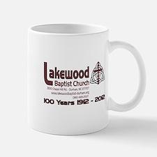 100 Year Anniversary Logo Mugs