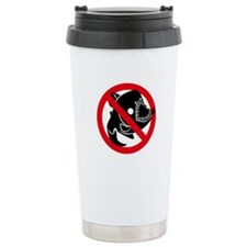 Fish Allergy Travel Mug