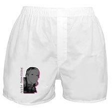 Apple Something Potty Boxer Shorts