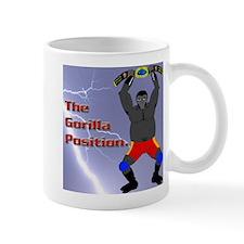 The Gorilla Position - Design 1. Mug
