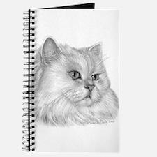Persian Cat Journal