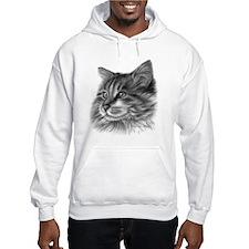 Maine Coon Cat Jumper Hoody