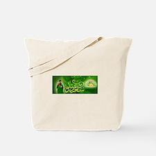 Al Gaddafi - a true leader Tote Bag