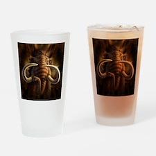 Mammoth! Drinking Glass