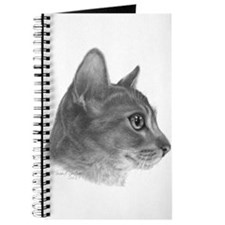 Abysinnian Cat Journal
