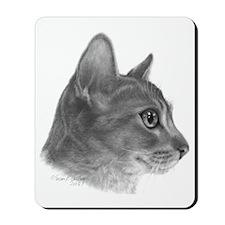 Abysinnian Cat Mousepad