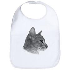 Abysinnian Cat Bib