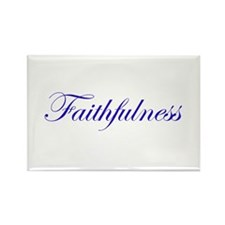 Faithfulness Rectangle Magnet