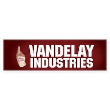 Vandelay Industries Bumpersticker
