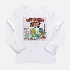Lovecraft Babies Long Sleeve Infant T-Shirt