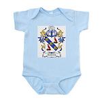 Todrick Coat of Arms Infant Creeper