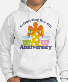 8th Anniversary Party Hoodie