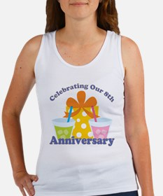 8th Anniversary Party Women's Tank Top