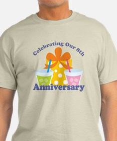 8th Anniversary Party T-Shirt