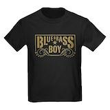Bluegrass Kids T-shirts (Dark)