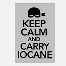 Keep Calm Carry Iocane Postcards (Package of 8)