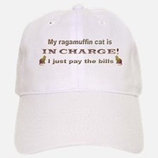 ragamuffin - more cat breeds here Baseball Baseball Cap