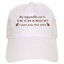 ragamuffin - more cat breeds here Baseball Cap