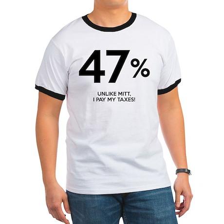 47% Ringer T