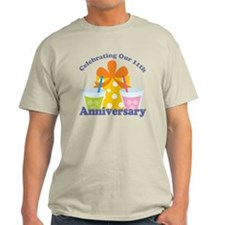 11th Anniversary Party Gift T-Shirt