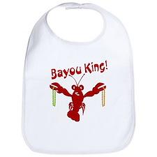 BAYOU KING! Bib