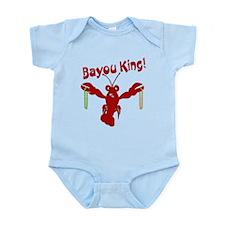 BAYOU KING! Infant Bodysuit