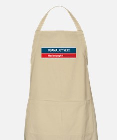 Obama... Oy Vey!! My Buyer's Remorse Apron
