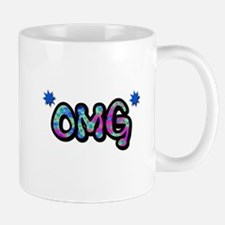 OMG (Oh My God) Mug