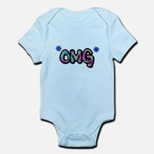 OMG (Oh My God) Infant Creeper