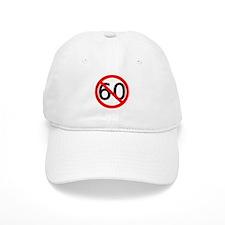 sixtieth birthday Baseball Cap
