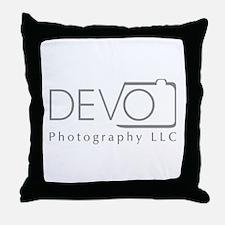 Devo Photography Throw Pillow