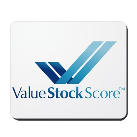 Value Stock Score™ Mousepad