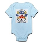 Thorburn Coat of Arms Infant Creeper