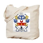 Thorburn Coat of Arms Tote Bag