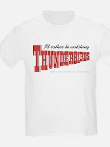 Watching Thunderbirds T-Shirt