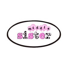 middle sister balloon decor Patches