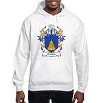 Temple Coat of Arms Hooded Sweatshirt