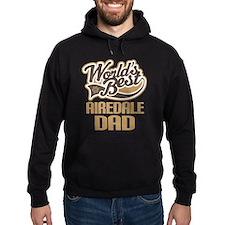 Airedale Dad Hoodie