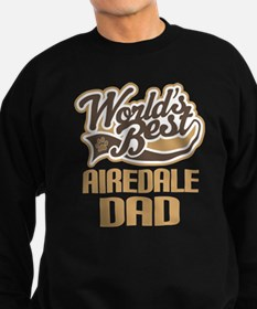 Airedale Dad Sweatshirt