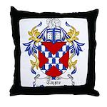 Tayre Coat of Arms Throw Pillow