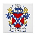 Tayre Coat of Arms Tile Coaster