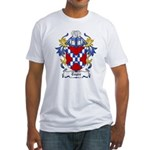Tayre Coat of Arms Fitted T-Shirt