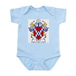 Tayre Coat of Arms Infant Creeper