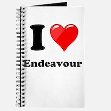 I Heart Love Endeavour NASA.png Journal
