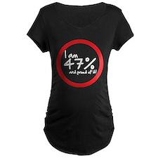 47-percent-V2-01.png T-Shirt