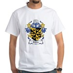 Tawse Coat of Arms White T-Shirt