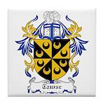 Tawse Coat of Arms Tile Coaster