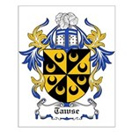 Tawse Coat of Arms Small Poster