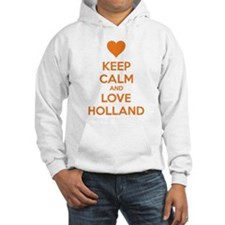 Keep calm and love Holland Jumper Hoody