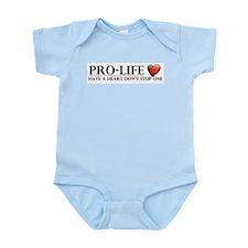 Cute Christian right Infant Bodysuit